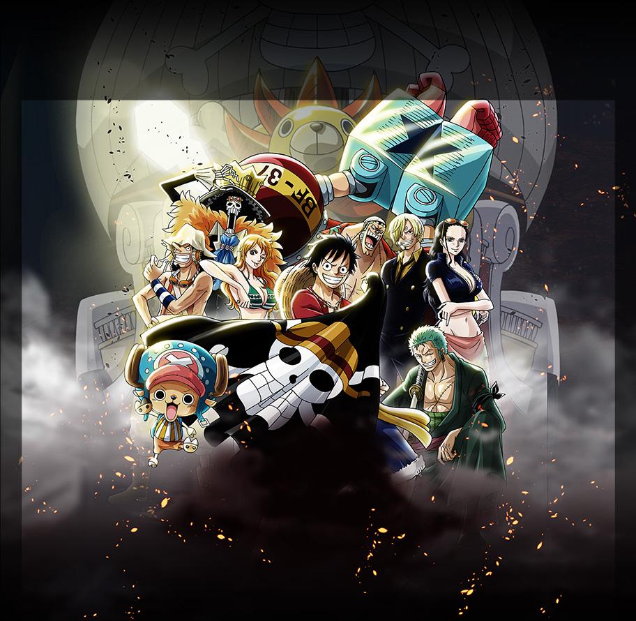 One Piece Grand Cruise バンダイナムコエンターテインメント公式サイト